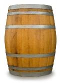 old whisky barrel
